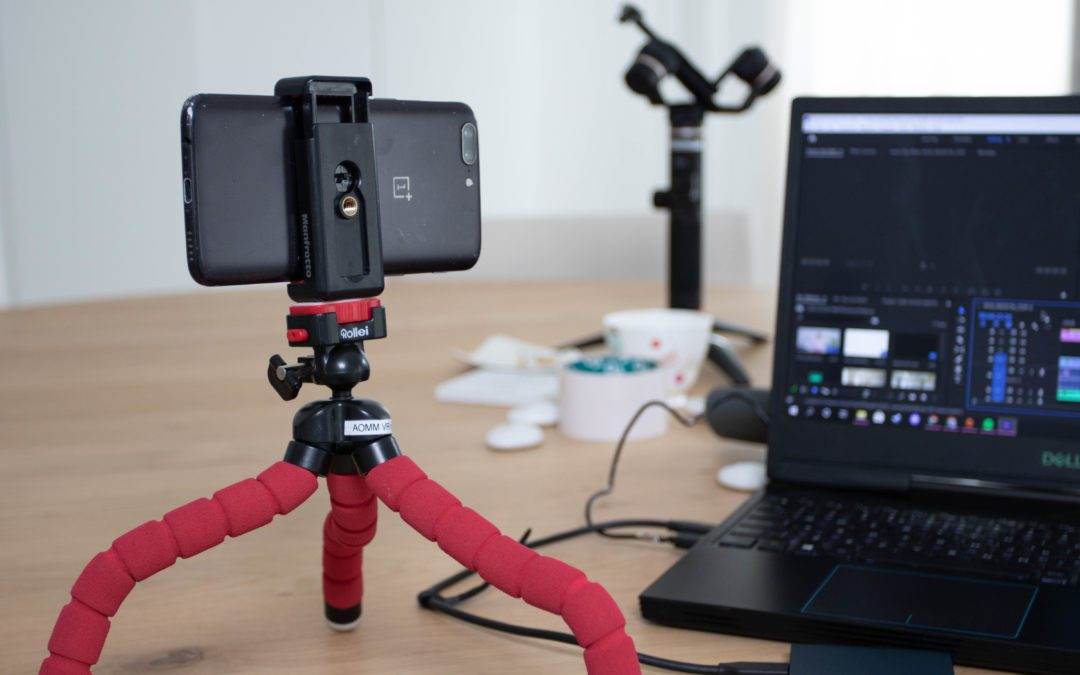 Six Easy Steps for A Small Business to Start Making Videos